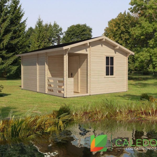 Alloa 44mm Log Cabin