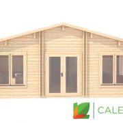 Angus 44mm + 44mm Log Cabin (www.caledonialogcabins.co.uk) - 002