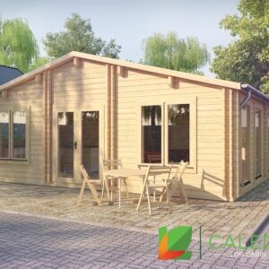 Angus 44mm + 44mm Log Cabin (www.caledonialogcabins.co.uk) - 001