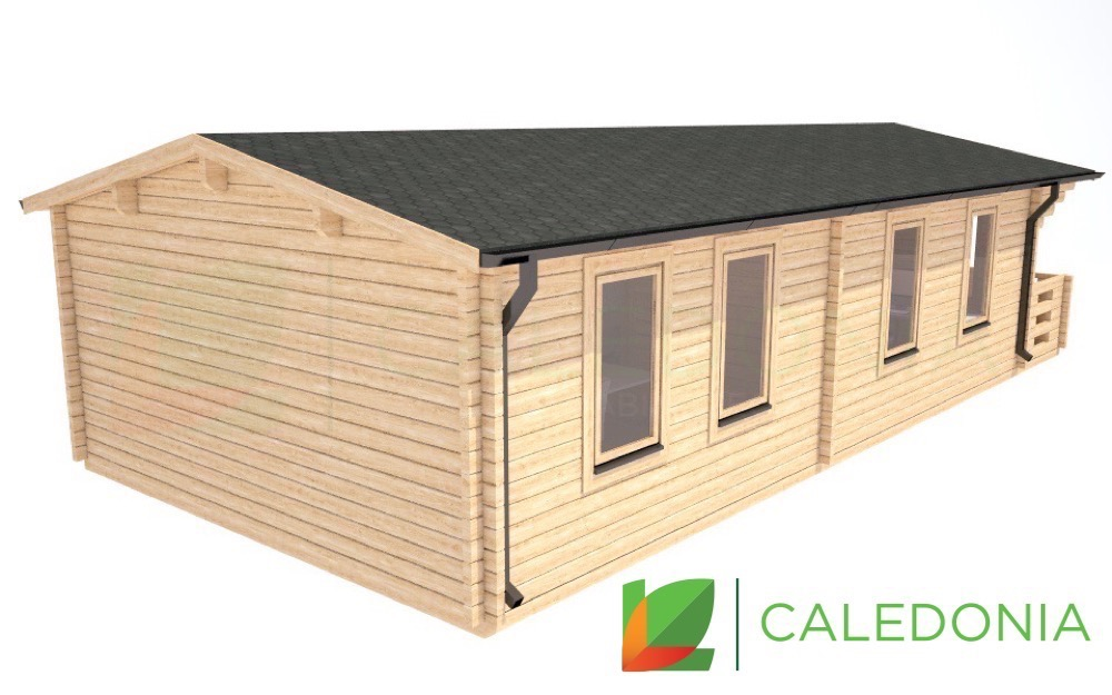 Argyll 44mm Log Cabin