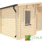 Biggar 70mm Log Cabin (www.caledonialogcabins.co.uk) - 002