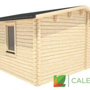 Biggar 70mm Log Cabin (www.caledonialogcabins.co.uk) - 003