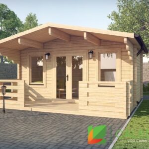 Kinross 44mm Log Cabin (www.caledonialogcabins.co.uk) - 001