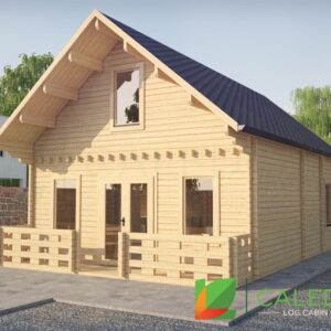 Crief 70mm Log Cabin (www.caledonialogcabins.co.uk) - 001