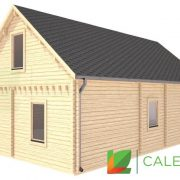 Crief 70mm Log Cabin (www.caledonialogcabins.co.uk) - 002