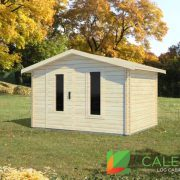 Dumfries 34mm Log Cabin (www.caledonialogcabins.co.uk) - 001