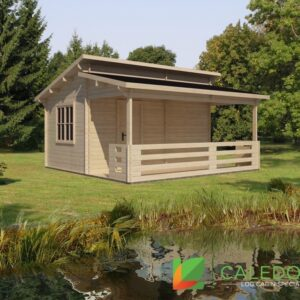 Elgin 34mm Log Cabin (www.caledonialogcabins.co.uk) - 001