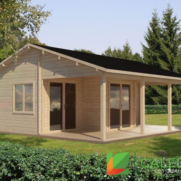 Lauder 44mm Log Cabin