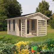 Shetland 34mm Log Cabin (www.caledonialogcabins.co.uk) - 001
